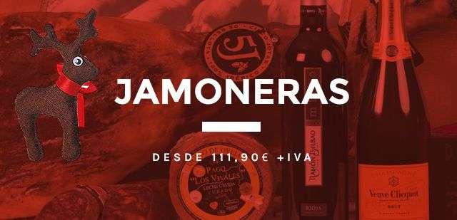 Jamoneras