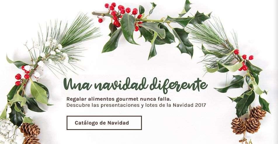 Una navidad Diferente - Catálogo de Navidad