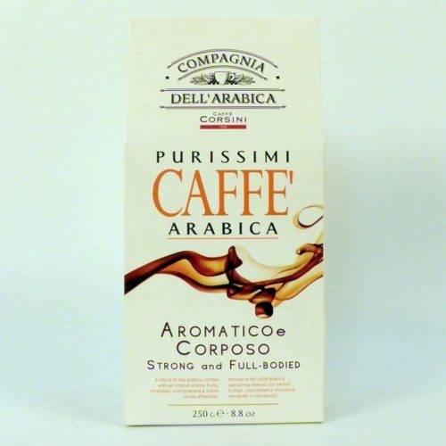 Café Aromático e Corposo Compagnia DellArabica - Diferente
