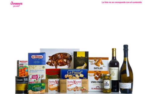 Comprar lote de navidad economico Cantabria 2020