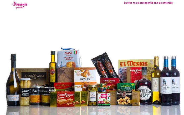 Comprar lotes de Navidad en Gijón 2020