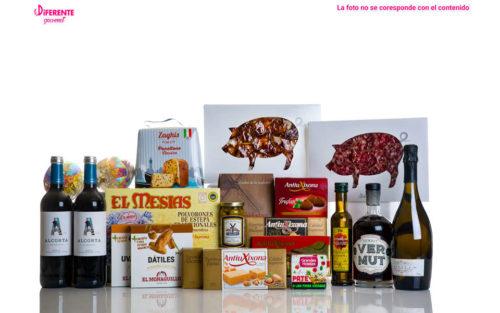 Comprar lote de Navidad Bilbao 2020