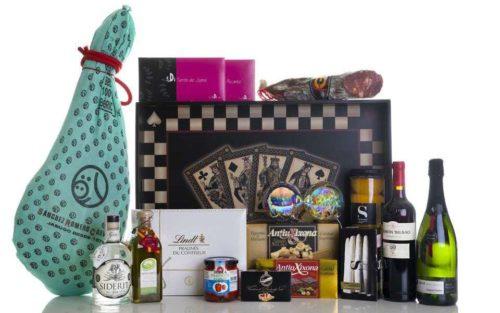 Cesta de Navidad Gourmet 3 2020