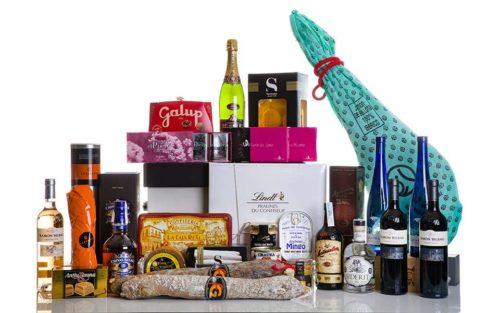 Baul de Navidad gourmet 4 2019
