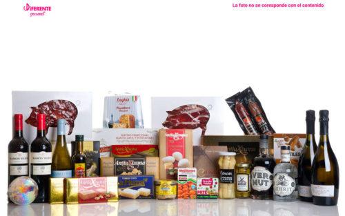 Lote de Navidad gourmet 10 2020