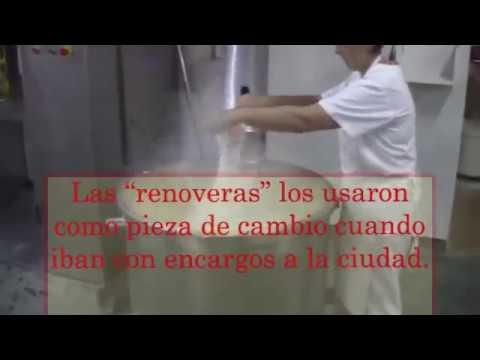 Sobaos El Macho | Como se hacen los Sobaos Pasiegos El Macho | Proceso de elaboración