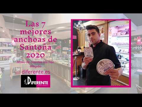 ▶ Anchoas de Santoña 【Las 7 mejores del 2020】Elegidas por los miles de clientes de diferente.es