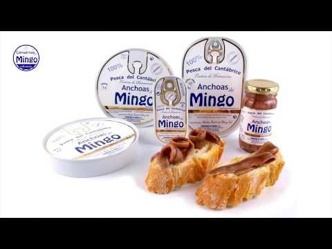 Anchoas Mingo | Así se hacen y elaboran las anchoas de Santoña Mingo