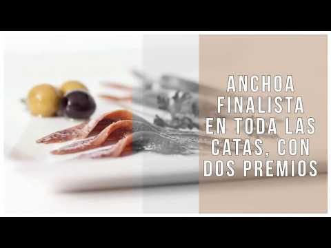 Mejor anchoa de Santoña 2019 | Conservas Emilia | Las mejores anchoas en Diferente
