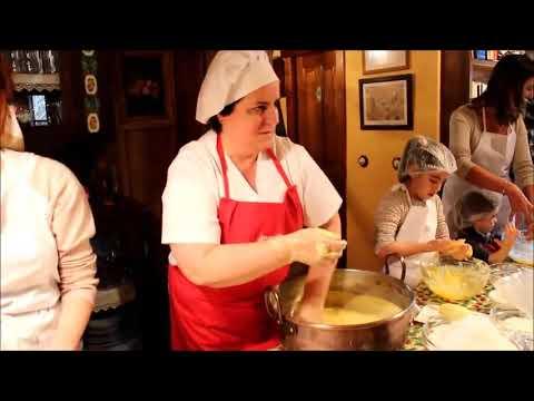 Sobaos Joselín | Elaboración de sobaos en una cabaña pasiega