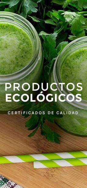 Alimentación Diferente - Productos ecológicos