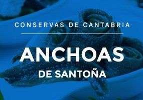 Alimentación Diferente - Anchoas de Santoña