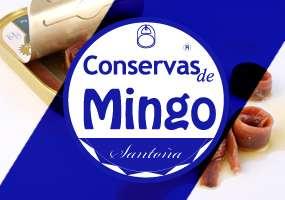 Anchoas de Santoña Mingo Mingo