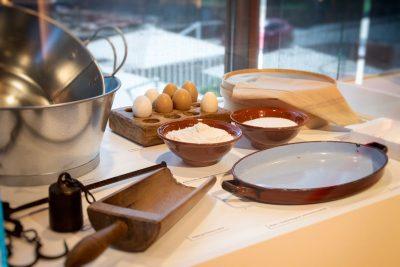 Ingredientes torrija de sobaos