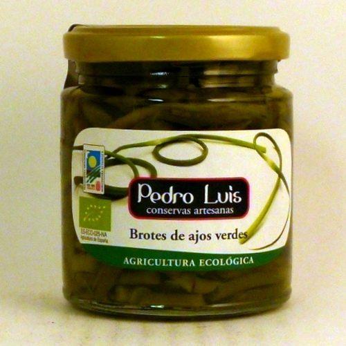 Brotes de Ajo Pedro Luis - Diferente