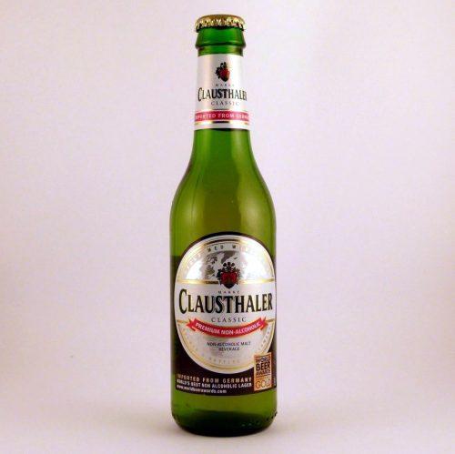 Cerveza Clausthaler - Diferente