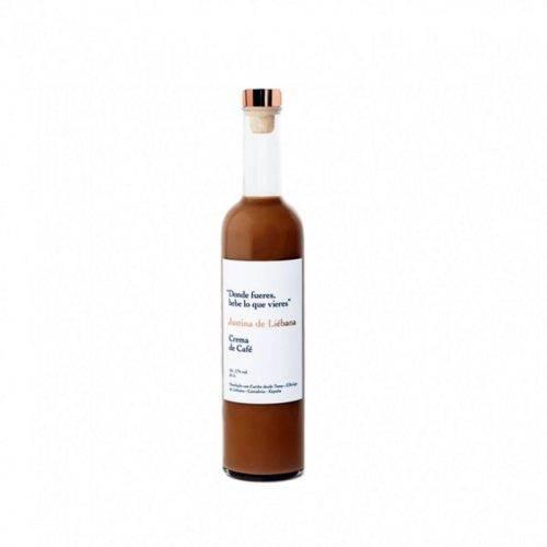 Crema de Café Justina de Liébana - Diferente