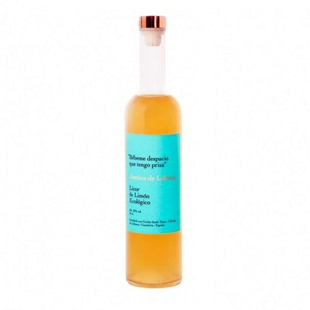 Licor de orujo de Limón Ecológico Justina de Liébana - Diferente