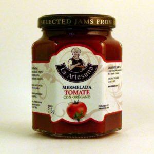 Mermelada La Artesana Tomate con Orégano - Diferente