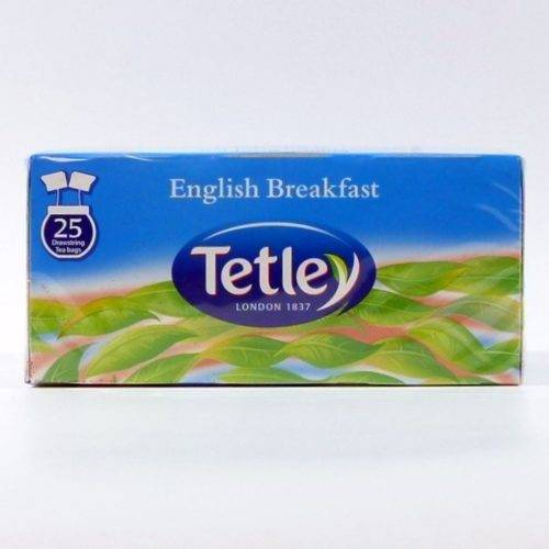 Te English Breakfast Tetley - Diferente