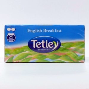 Te English Breakfast Tetley - Diferente