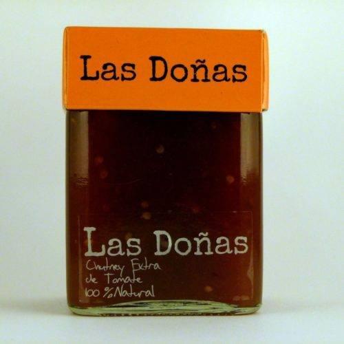 Chutney Extra de Tomate Las Doñas - Diferente