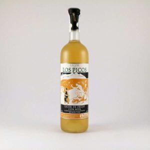 licor de orujo de miel los picos 20 cl