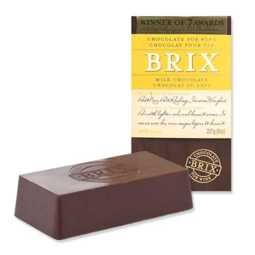 Chocolate Brix Bar  Leche