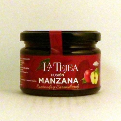 Manzana Caramelizada La Tejea - Diferente