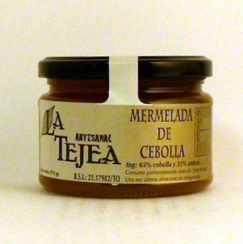 Mermelada de Cebolla La Tejea - Diferente