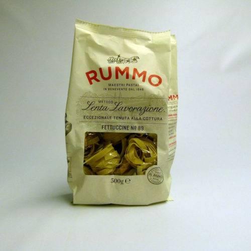 Fettuccine nº89 Rummo - Diferente