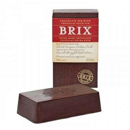 Chocolate Brix Bar Extra Negro