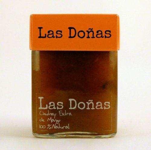 Chutney Extra de Mango Las Doñas - Diferente