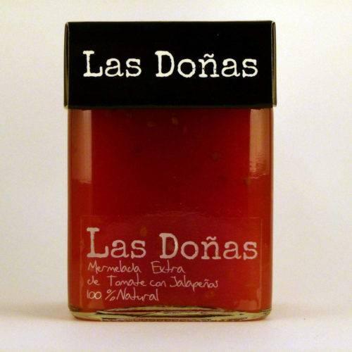 Mermelada Extra de Tomate con Jalapeños - Diferente
