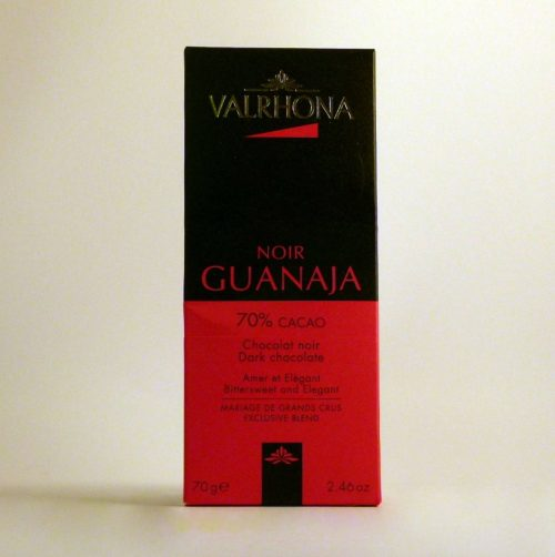 Chocolate Guanaja Valrhone - Diferente