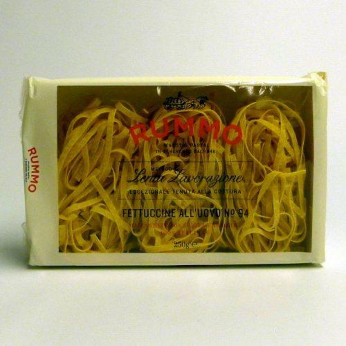 Fetuccine nidi all uovo nº94 Rummo - Diferente