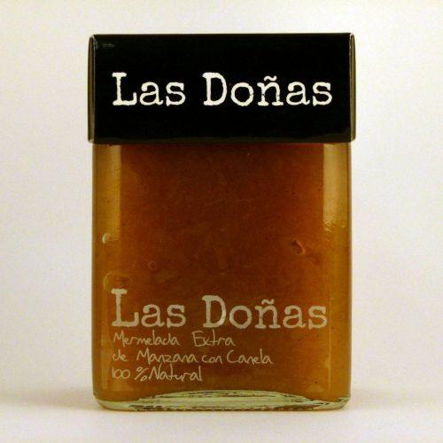 Mermelada Artesana de Manzana con Canela Las Doñas