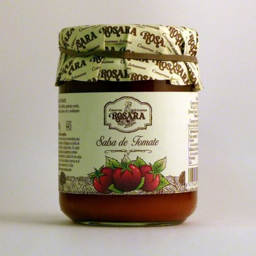 Salsa de Tomate conservas Rosara
