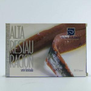 anchoas del Cantábrico Don Bocarte Alta Restauracion