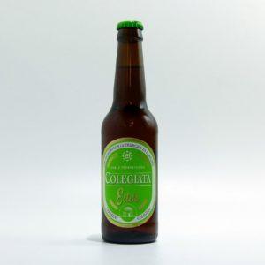 Cerveza Colegiata Estela - Diferente