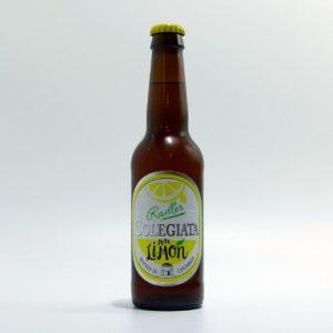 Cerveza Colegiata Radler - Diferente