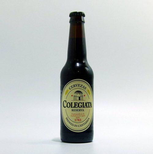 Cerveza Colegiata Reserva - Diferente