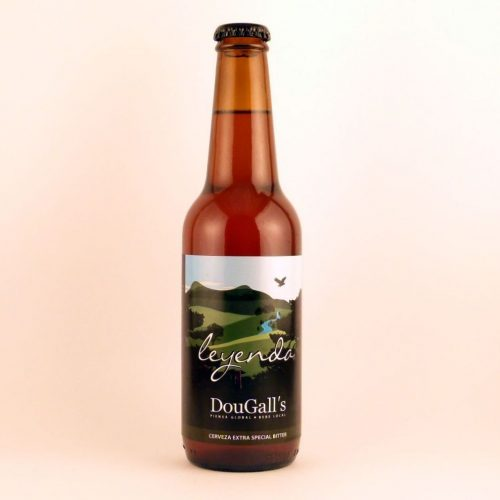 Cerveza Dougall´s Leyenda - Diferente