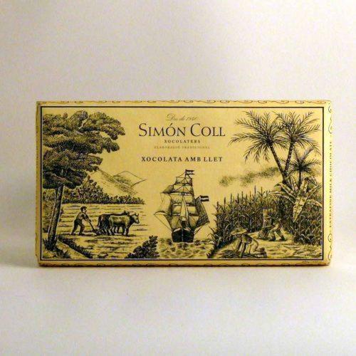 Chocolate Leche Simon Coll - Diferente