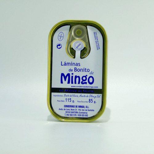 Comprar bonito del norte conservas Mingo online