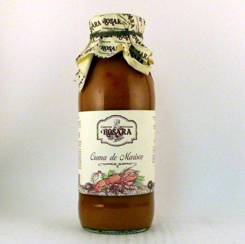Crema de Marisco Rosara - Diferente