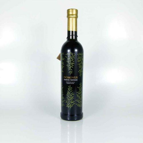 Dominus cosecha temprana picual botella 500 ml aceite de oliva virgen extra