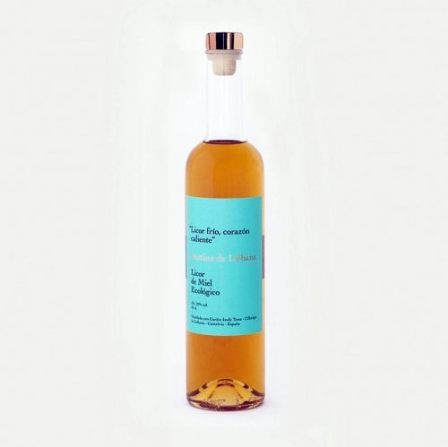 Licor de Miel Ecológico Justina de Liébana - Diferente