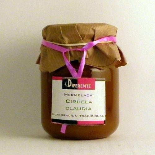 Mermelada de Ciruela Claudia - Diferente