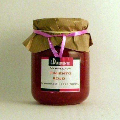 Mermelada de Pimiento Rojo - Diferente